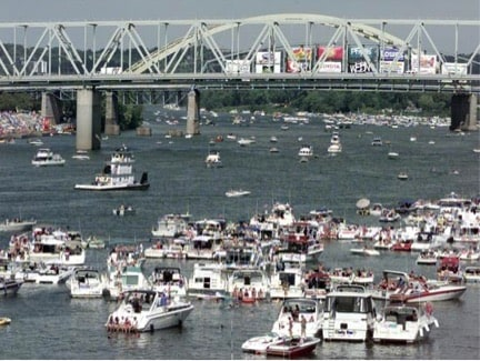 Cincinnati Boating Injuries